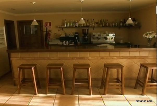 Bares los pintanos pintano undu s el valle de los pintanos prepirineo aragon s cinco villas - Barra de bar en casa ...